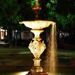 Fuente Plaza Compostela