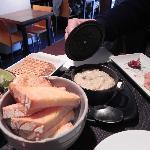 Cafetería Pessets