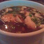 tom yum shrimp soup