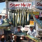 Start Me Up, Sport Fishing
