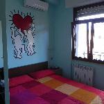 Rome - A Casa di Nannali - Room