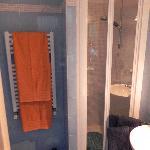 Rome - A Casa di Nannali - Bathroom