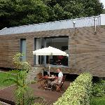 Our one bedroomed lodge at Quinta da Mo