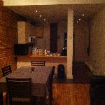 Dining area/breakfast area
