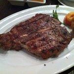22oz T-Bone steak!