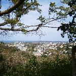 View to Noumea