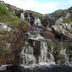 Foto de Whitefalls Spa Lodges