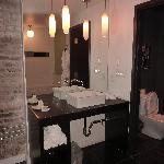 Washroom.