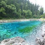 Five Colour Pool at Jiuzhaigou National Park