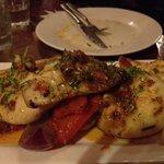 Claypots St Kilda - Stir Fried Calamari