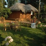 Tribal cottage