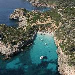 One of Mallorca's many beautiful cala's