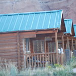 Great cabins in Kodachrome!