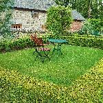 The Stagg's garden