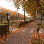 Flanders Bike Trail - Vlaanderen Fietsroute - LF5 in Ghent