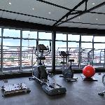 Gym on Skylevel