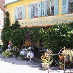 Restaurant Beau Sejours, Gorbio - exterior
