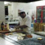 Nuestra cocina a la vista