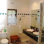 spacey bathroom !
