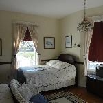 Belle Boyd room