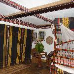 My room: the Lamu suite