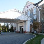 Clean Modern Hampton Inn!