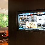 GoBoard - Interactive lobby board.