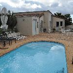 Peace plunge pool