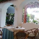 Foto di Hotel Gatto Bianco
