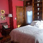 Our bedroom (ground floor)