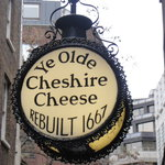 Фотография Ye Olde Cheshire Cheese