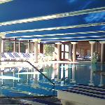 Scorcio piscina interna