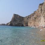 paradise beach, aka wasp island