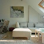 loft santal (2-3 p) sitting corner