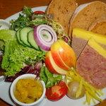 The Ploughman's Lunch @ Hall Farm