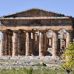 Griekse tempels Paestum