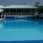 Pool and Gazebo