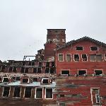 Copper Mill in Kennicott, AK