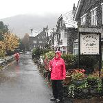 It's not far to the shops if it rains in Glenridding