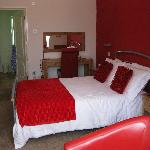 My wonderful Red Room