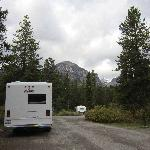 Lake Louise campground