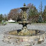 fountain at Point Pleasant Inn