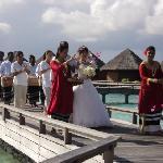 a maldivian wedding