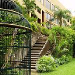 Jardin La Cascada