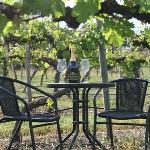 Relax, sip on local wine from the beautiful Yarra Valley