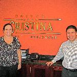 Front Desk - Elizabeth & Sergio