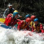 Rafting Mersey River
