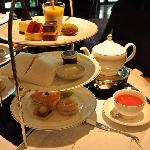 Afternoon Tea at T Lounge