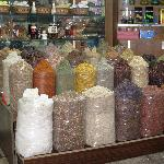 Spices everywhere