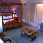 Foto de Maesmawr Hall Hotel